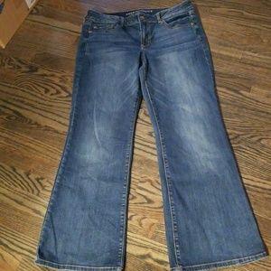 American Eagle Stretch Favorite Boyfriend Jeans 14